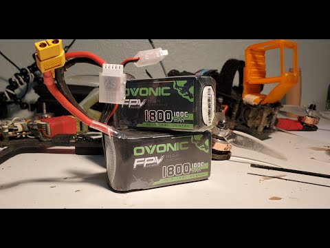 Фото The Best Most Affordable Lipo Batteries For FPV Drones!?!!?!?!!!