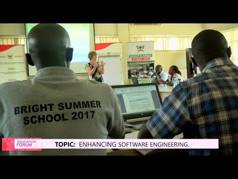 ENHANCING ICT TRAINING AND RESEARCH IN UGANDA