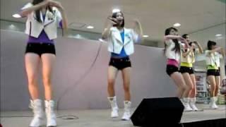 沖縄限定アイドルユニット RYUKYUダンシングドールズ Lucky Color's.