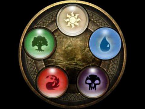 How The Magic The Gathering Color Wheel Explains Humanity Nasaga