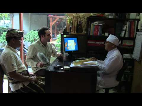 Balinese Fortune Teller, Travel Video Guide