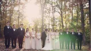 Bayou Desiard Country Club Wedding {monroe Wedding Video}