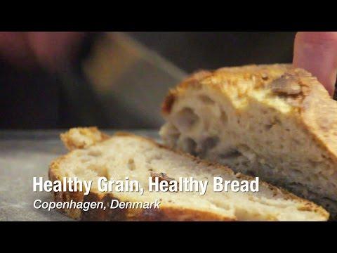 Healthy Seed, Healthy Bread in Copenhagen, Denmark