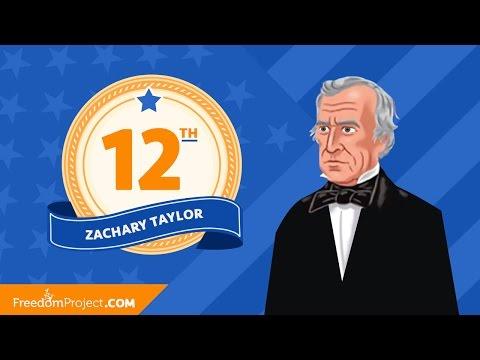 Zachary Taylor | Presidential Minute
