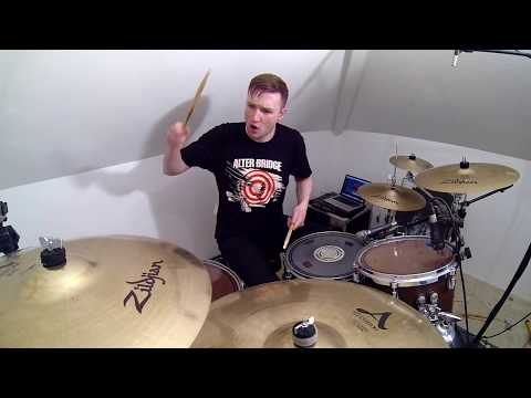 Foo Fighters - Run (Drum Cover)