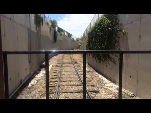 Albuquerque Zoo to Aquarium Train Ride!