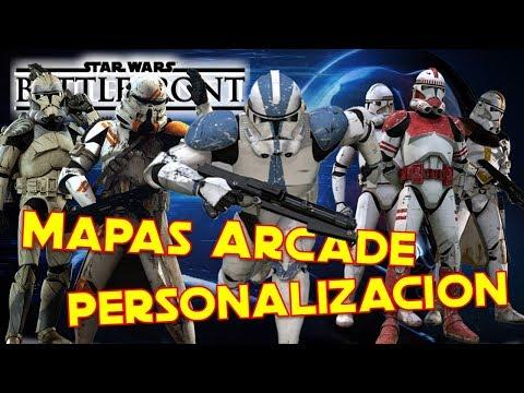 Star Wars Battlefront 2 Nuevas Noticias y Filtraciones, Contenido Arcade y Perzonalizacion