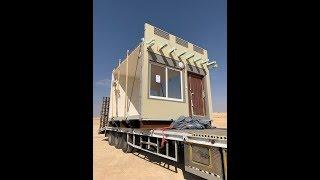 الاسكان تبني منزل خلال 48 ساعة - تصوير لمراحل البناء - هل فعلاً يومين !