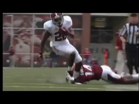 Aj. McCarron Alabama quarterback Highlights.