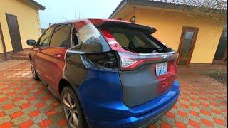 Продолжаем восстанавливать Ford EDGE №3