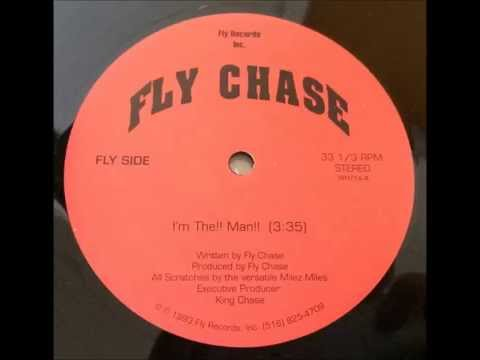 Fly Chase ~ I'm The!! Man!! ~ Fly Records 1993 Long Island NYC