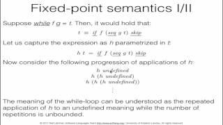 An introduction to denotational semantics