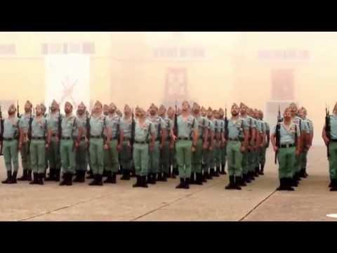 El Novio de la Muerte..La Legión de Ceuta