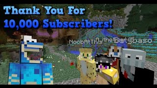 UPDATE! Thank You Guys for 10,000 Subscribers! (Server info)