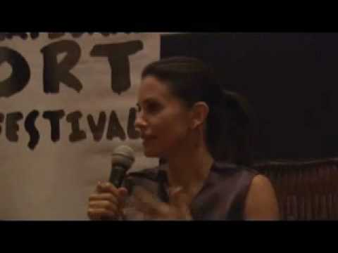 Courteney Cox LA Shorts Fest `09 #7