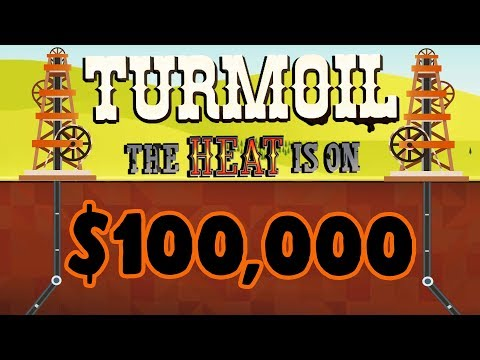 Can We Break $100,000?! - Turmoil The Heat is On Gameplay