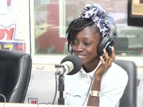Live Performance of Baafira Adonai Mashup by Adomaa on Joy FM