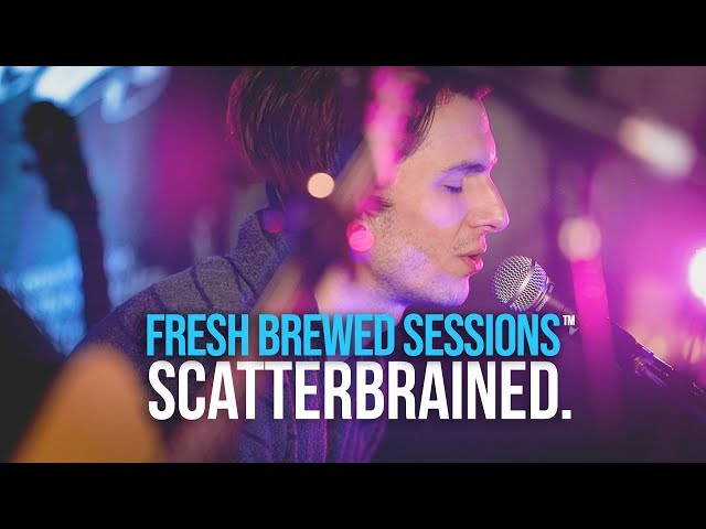#acoustic #singersongwriter Scatterbrained. | Silence Is Clarity | Fresh Brewed Sessions