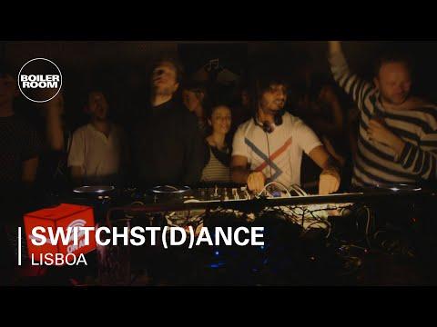 SWITCHST(d)ANCE Boiler Room Lisboa DJ Set - Red Bull Music Academy Takeover