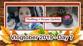 Baixar 🍂Vlogtober 2019 || Day 7 || Thrifting and House Update 🍂