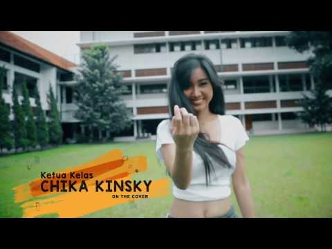 Ketua Kelas Seksi Di Sekolah | CHIKA Kinsky | On The Cover | POPULAR Maret 2017