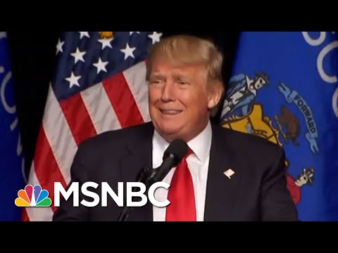 Am I A Baby?': Ari Melber And Katy Tur On Trump's Deepest Wound | The Beat With Ari Melber | MSNBC