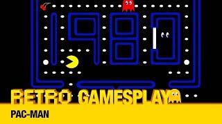 Retro GamesPlay: Pac-Man