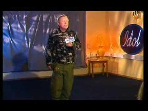 Kurt Nilsen audition - subtitled