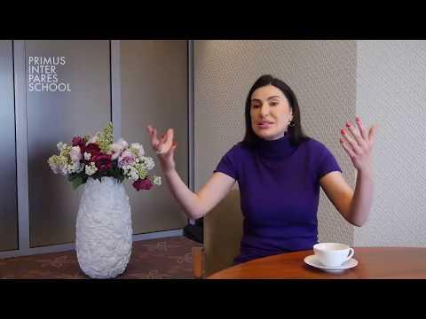 Ирина Барская о счастливом обществе, как цели современного образования