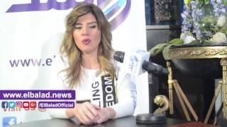 رانيا فريد شوقي تكشف لـ'صدى البلد' تفاصيل دورها في 'الأستاذ بلبل وحرمه'.. فيديو