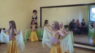 Малыши, бейби, дети танец живота Челябинск, школа Каир