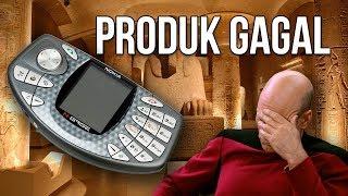 5 Produk Gagal Terburuk dari Perusahaan Teknologi Ternama Dunia