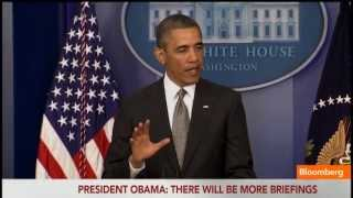 Obama: FBI Investigating Boston as Terrorist Attack