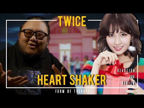 "Producer Reacts to Twice ""Heart Shaker"""