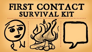 First Contact Survival Kit  learn an undocumented language from scratch