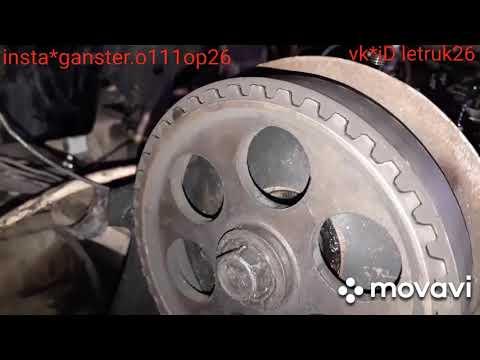 Замена, Ремонт прокладки ГБЦ 8 клапанная ваз 2110