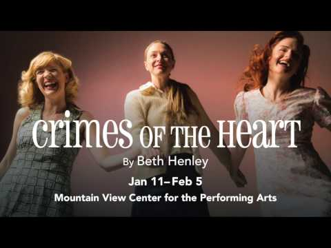 Highlights from CRIMES OF THE HEART at TheatreWorks Silicon Valley