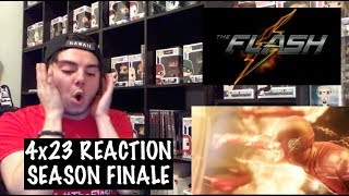 THE FLASH - 4x23 WE ARE THE FLASH' REACTION