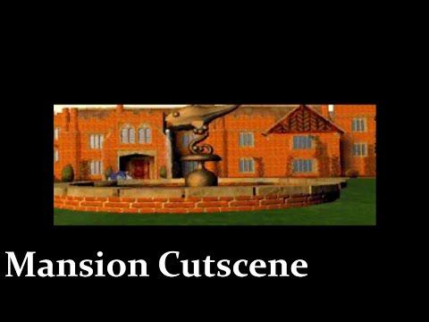 Tomb Raider Atlantean Scion (Mansion Cutscene)