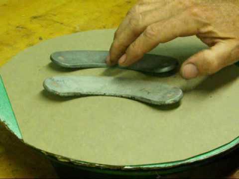 FOUNDRY WORK molding irregular parting line Part 6 video A tubalcain