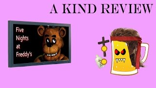 One of AKindAleWar's most viewed videos: A Kind Word on Five Nights at Freddy's (FNaF is a load of faff)