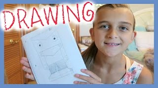 HOW TO DRAW MY VERSION OF DOMO