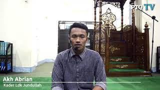 Merdu!! Murattal Surah Al Fatihah (Akh Abrian) | Kader LDK Jundullah IAIN Palu