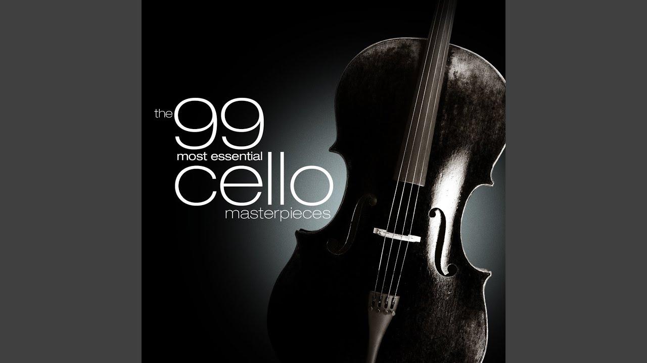 Concerto For Cello And Orchestra In E Minor Op.85