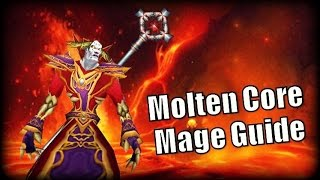 Primal WoW - Mage Guide to Molten Core