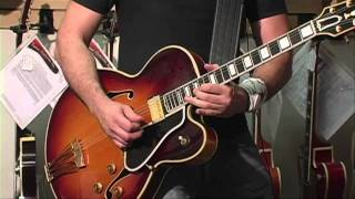 THE WAIT IS OVER! NEW PHIL X VID!!! 1959 Gibson Byrdland 00966