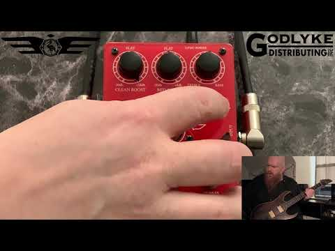 Cicognani Sexyboost2 boosting a Marshall JCM800 (feat Ray Suhy)