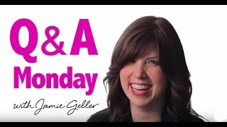 Shabbat Entertaining - Q & A Monday With Jamie Geller - Episode 1
