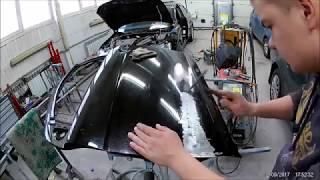 Ремонт кузова Mitsubishi Lancer 10