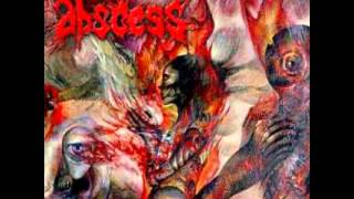 Watch Abscess Through The Cracks Of Death video